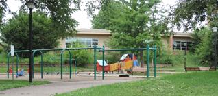 Armatage Community Center playground.
